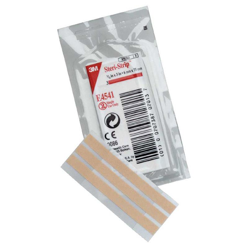 """Steri-Strip Elastic Skin Closure Strip 1/4"""""""" x 3"""""""" 88E4541"""