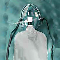 Teleflex Pediatric Non-Rebreathing Mask with Safety Vent 921058