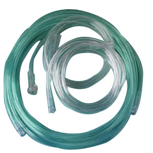 Teleflex Oxygen Standard Tubing, 7 ft Tubing Length, Standard Connector 921115