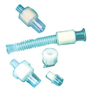 Teleflex Aqua+® T Disposable Hygroscopic Condenser Humidifier 75 to 1000mL Tital Volume Range 15mL Dead Space, 5-1/2g Weight 921573