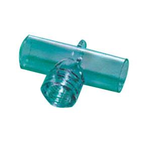 Teleflex Nebulizer Tee Connector/Sensor Tee Adapter, 22mm O.D. x 18mm I.D./22mm O.D. x 22mm O.D. 921638