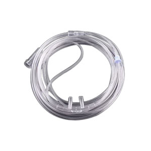 Oxygen Supply Tubing with Universal Connector and 7 ft tubing 921925