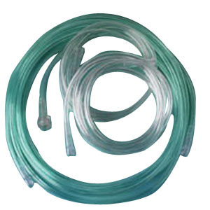 Star Lumen Oxygen Supply Tubing with Connector, 25 ft 921927