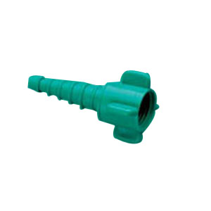 Plastic Nipple & Nut, Disposable 922555