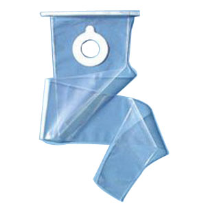 Two-piece Irrigation Sleeves Transparent 9359345