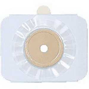 """Two-Piece Barrier w/Microderm Plus, For 1"""""""" Stoma 9378025"""