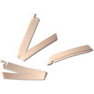 Drainable Pouch Clamps, Pkg Of 3 93A4421