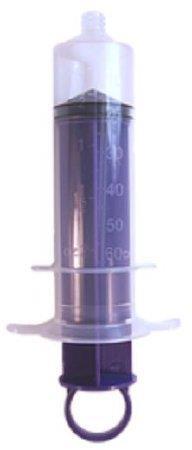 ENFit Tip Thumb Control Ring Irrigation Syringe 60 mL 97VED661