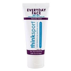 Thinksport Every Day Face Sunscreen SPF 30+, 2 oz 98TSEVERY