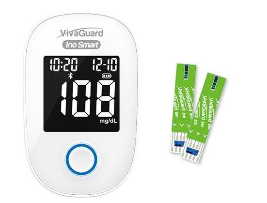 VivaGuard Ino Smart Blood Glucose Meter ABVGM04665