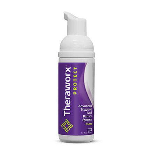 Theraworx Protect Foam, 4 oz ABXHXC04Z