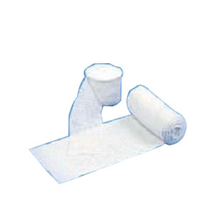 """Medical Action Industries 10 ply Dry Burn Dressing 4"""" x 12"""" Unsewn, Fine Mesh, White, Sterile AC1281840"""