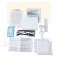 Deluxe Central Line Kit with Biopatch And Tegaderm AC57442
