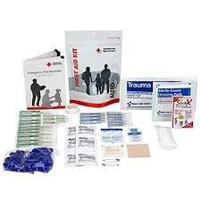 Kit Zip-N-Go Home Retail First Aid Kit #100 ACE10097