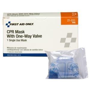 CPR Mask With One Way Valve ACE21011