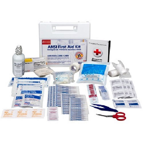 ACME United First Aid Only™ Bulk ANSI First Aid Kit, 110 Pieces ACE223AN