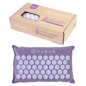Kanjo Aroma Lavender Acupressure Pillow ACNKANALAVP