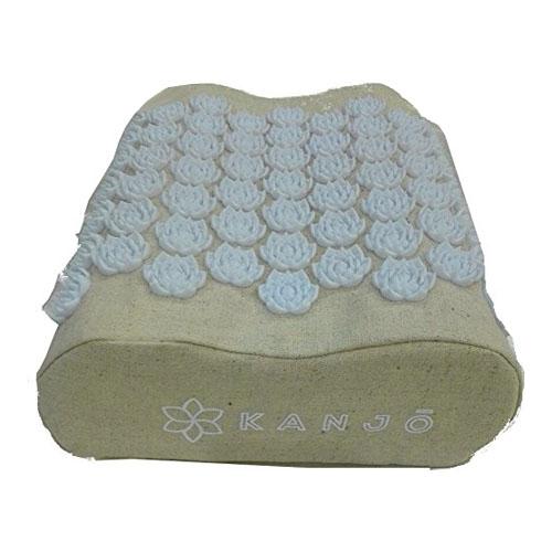 Kanjo Acupressure Cushion, Onyx ACNKANONYC
