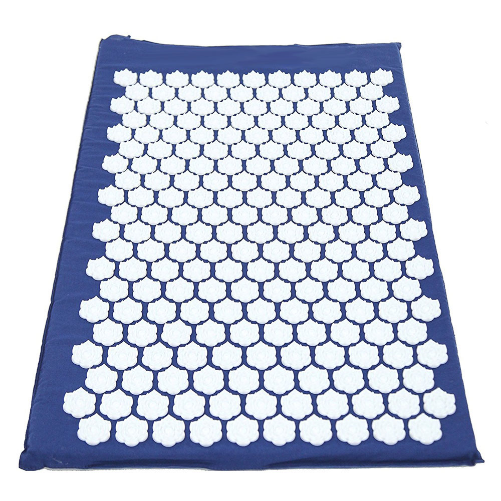 Kanjo Memory Foam Acupressure Mat Set, Sapphire ACNKANSAPM