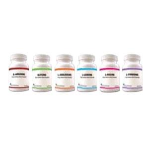 Applied Nutrition L-Leucine Pure Amino Acid Powder, 50g Bottle AD0150L