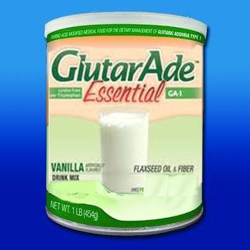 GlutarAde Essential 400g Can Vanilla AD7542