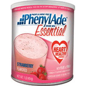 PhenylAde Essential Drink Mix 1 lb Can AD9504