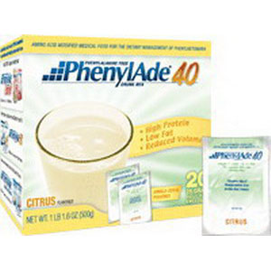 PhenylAde 40 Drink Mix 25g Pouch AD95414