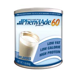 PhenylAde 60 Drink Mix 1 lb Can AD9560