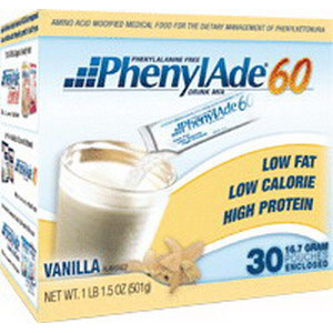 PhenylAde 60 Drink Mix 16.7g Pouch AD95624