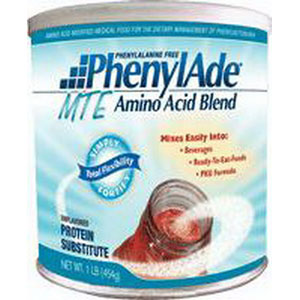 PhenylAde Amino Acid Blend 1 lb Can AD9596