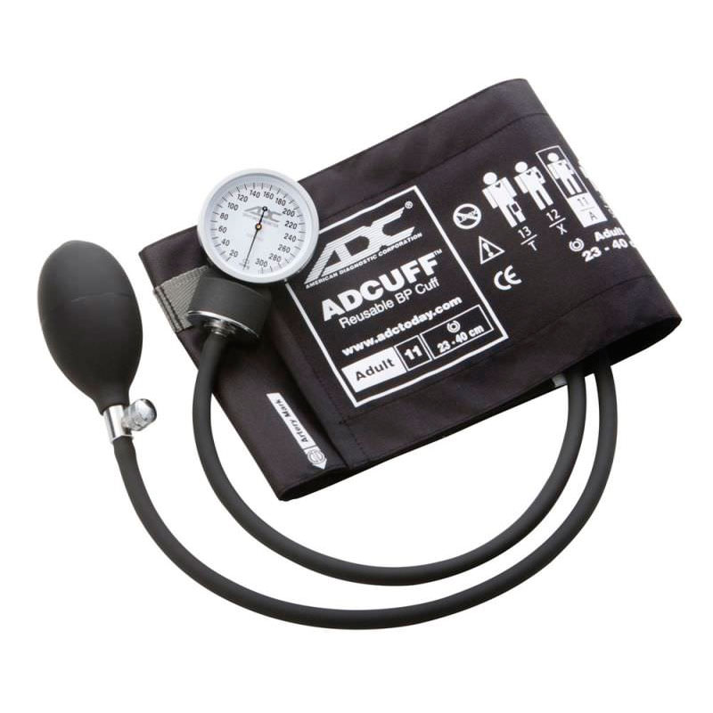 Professional Aneroid Sphygmomanometer with Nylon Cuff ADC77511AN