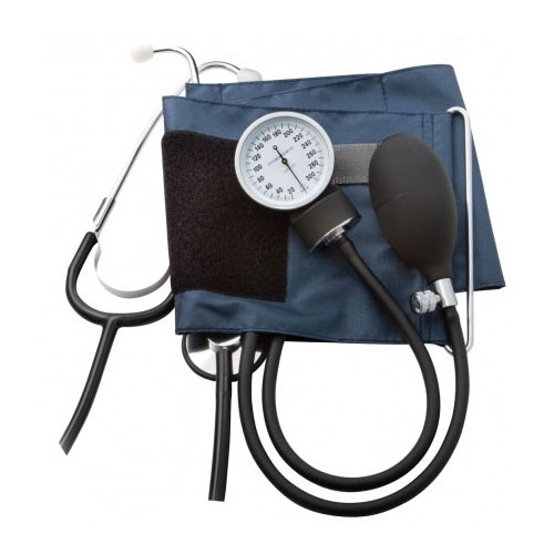 Prosphyg 790 Home Blood Pressure Monitor, Adult, Navy ADC79011AN