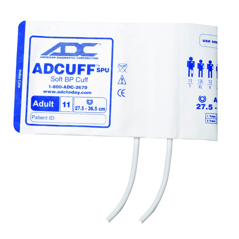 Adult Blood Pressure Cuff Disposable Without Connector, Latex-Free ADC845011A2