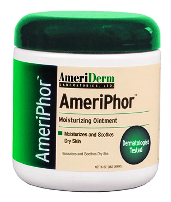 Ameriderm AmeriPhor™ Moisturizing Ointment, Hypoallergenic, 16 oz Jar ADM145