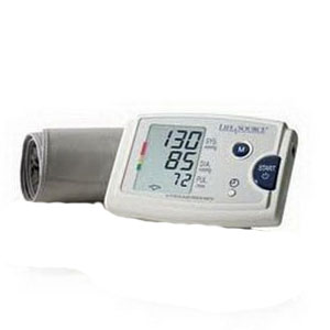A&D Medical Quick Response Blood Pressure Monitor with Easy-Fit Cuff AEUA787EJ