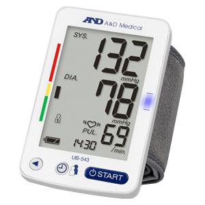 A&D Medical Premium Multi-User Wrist Blood Pressure Monitor AEUB543