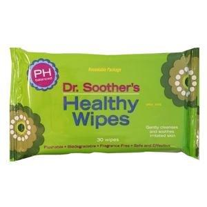 Dr. Soothers Healthy Wipes AHSSR12