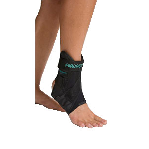 Airsport Ankle Brace, Large, Left. Latex Free. AI02MLL