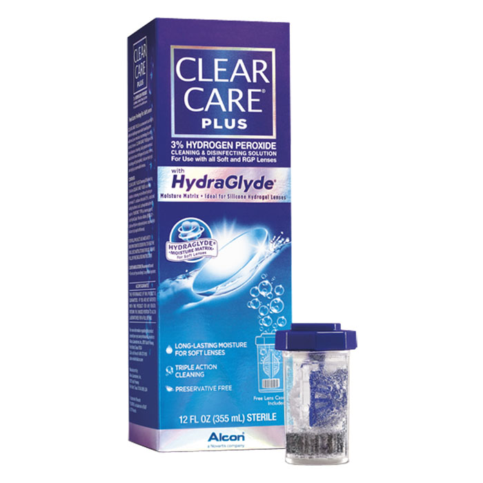Clear Care Plus 2 x 12 oz ALC0065036340