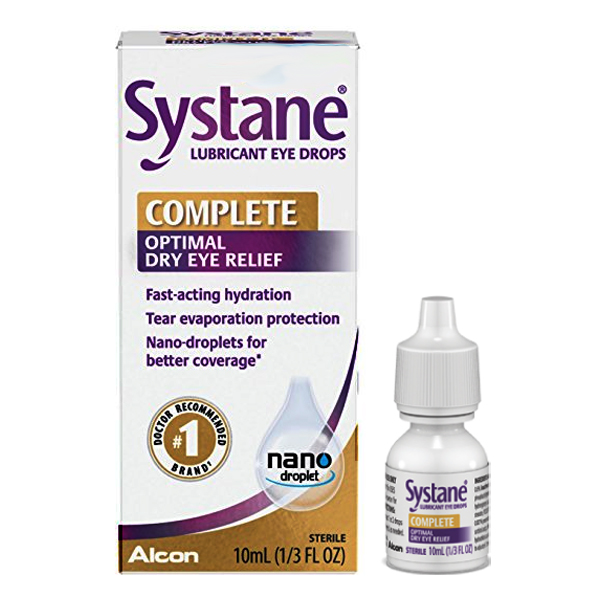 Systane Complete 10 mL ALC0065048110