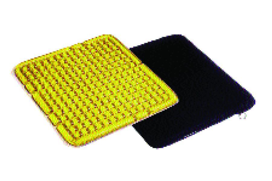 """Shear Smart® Gel Cube Pad 18"""" x 18"""" Akton® Polymer APDCG1818"""