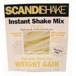 Axcan Scandipharm Scandishake® Vanilla 3Oz Packet, 430 Cal, Lactose-free, Gluten-free AR081044