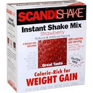 Scandishake Strawberry 3 oz. Envelopes AR5891480244