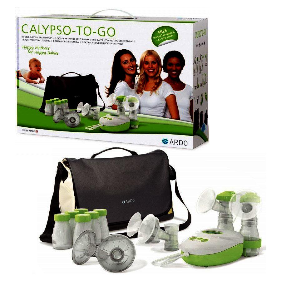 Calypso-To-Go Double Electric Breast Pump ARD6300243