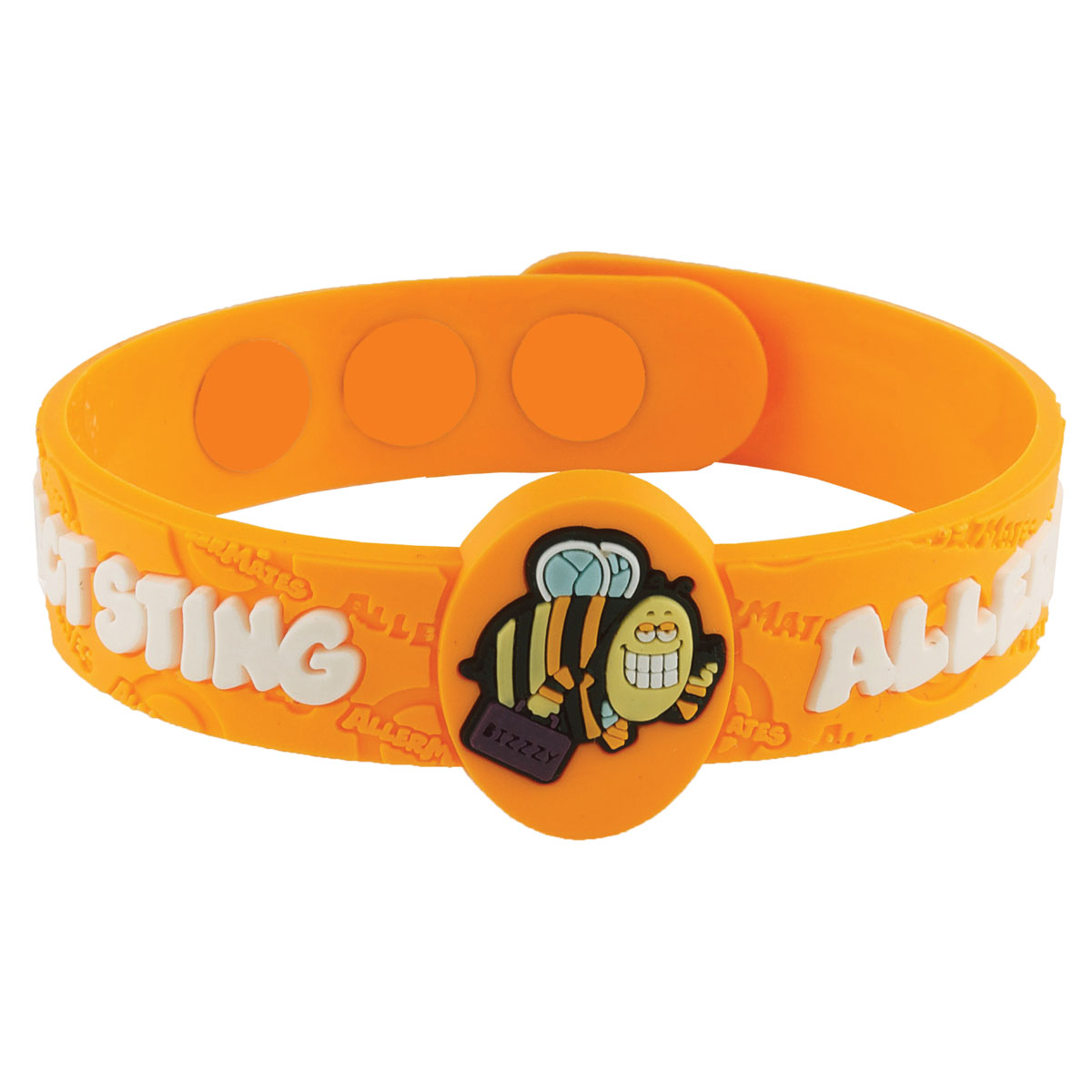 Children's Medical Alert Bracelet for Insect / Bee Sting Allergies AWABR10132