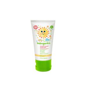 Babyganics Mineral-Based Sunscreen Lotion 2 oz BBY12474