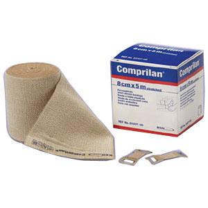 "BSN Jobst Comprilan® Compression Bandage, Reusable, Latex-Free 4-5/7"" x 5-1/2"" yds BI01029000"