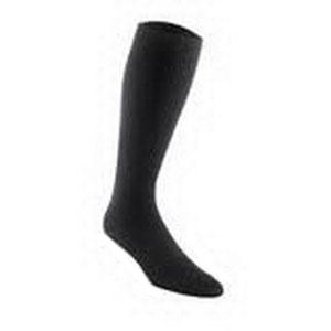 SensiFoot Knee-High Mild Compression Diabetic Sock Medium, Black BI110867