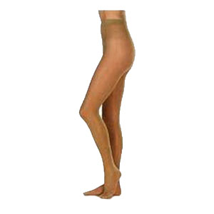 BSN Jobst® Women's UltraSheer Supportwear Mild Compression Pantyhose, Closed Toe, Medium, Sun Bronze BI117238
