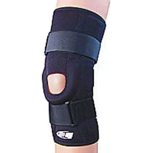 """Bell Horn ProStyle® Hinged Knee Sleeve 2Extra-Large 20 to 21"""", Elastic BY202XXL"""